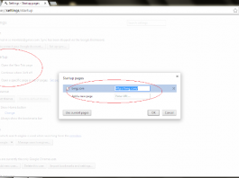 Make Bing home page & default search engine on Google Chromer browser
