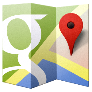 Google Maps Logo-Best Android GPS navigation apps for 2015