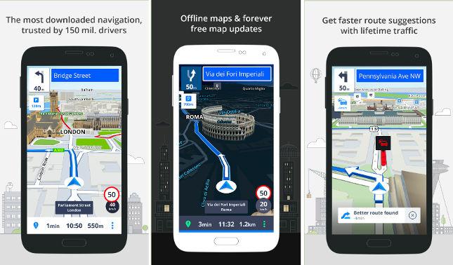 Top 5 Best Android GPS navigation app (2018) – Techwayz