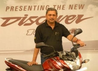 Bajaj Discover 100M Price in India and Mileage