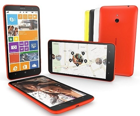 Nokia Lumia 1320 Specifications and Price in India