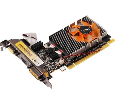 ZOTAC NVIDIA GeForce GT 610 | Best Graphics Card for Gaming