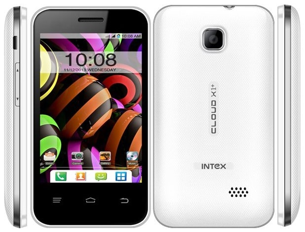intex cloud x1+ price in India | Specifications