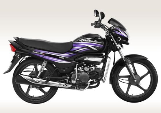 Hero super splendor 125cc bike