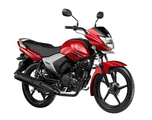 Yamaha Saluto : Top 7 Best 125cc bikes in India