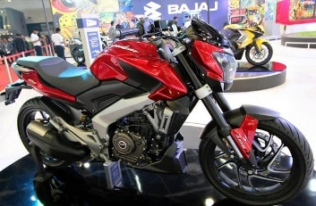 bajaj pulsar cs400 price in India | specifications