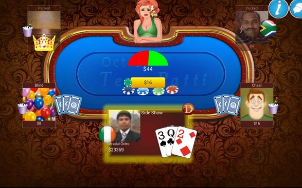 Download teen 3 patti for PC Absolutely Free