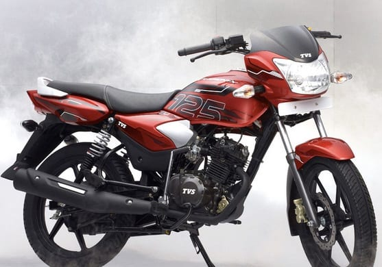 tvs phoenix 125 | Top 7 Best 125cc bikes in India