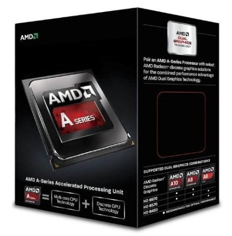 amd a6-6400k - Best cpu for Gaming Laptops or PC