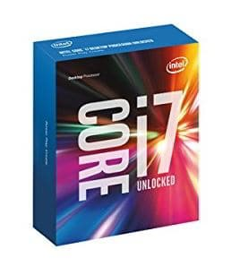 intel core i7-6400k Top 5 Best Processor for Gaming Laptops or PC