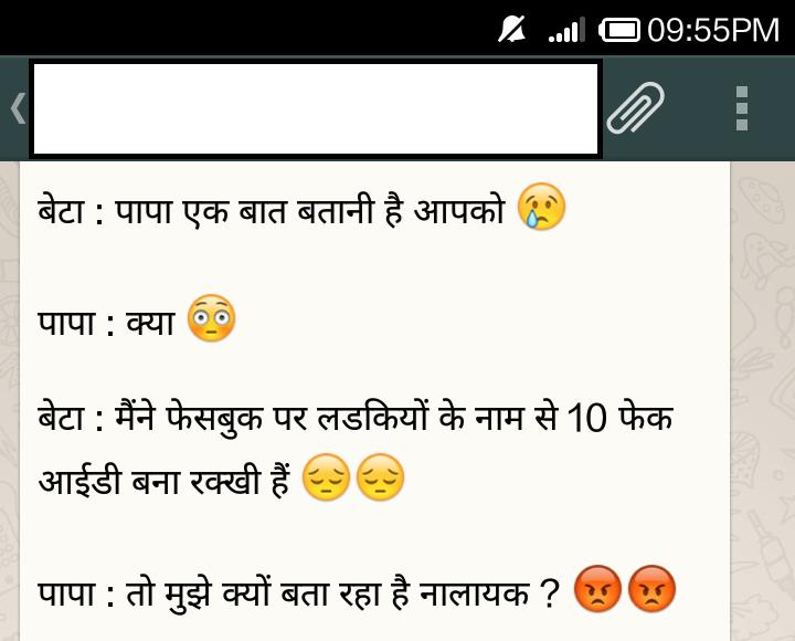 new funny whatsapp status