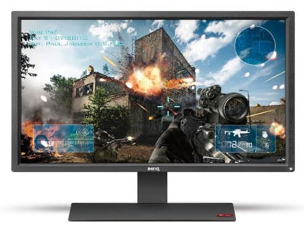 BenQ RL2455 - gaming monitor under 20000