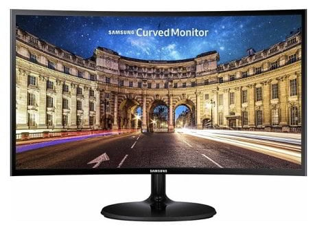 samsung curved led best monitors under 20000 Rs