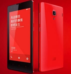 xiaomi redmi 1s price in India and specifications