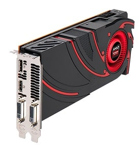 AMD Radeon R9 graphics card for under 250 dollars