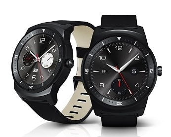 LG g watch R price in India