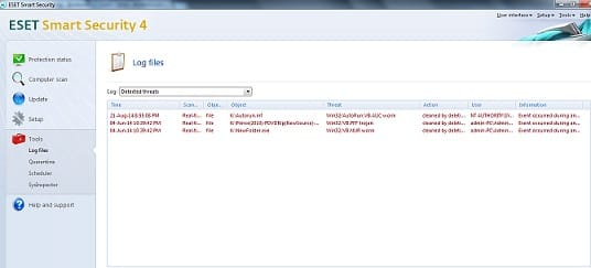 eset - Best free trojan remover antivirus tools for Windows PC 2014