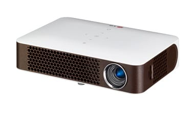 LG Bluetooth MiniBeam portable projector
