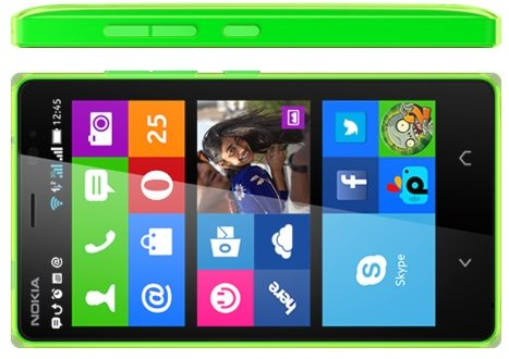 Nokia X2 Android phone under 9000 Rs