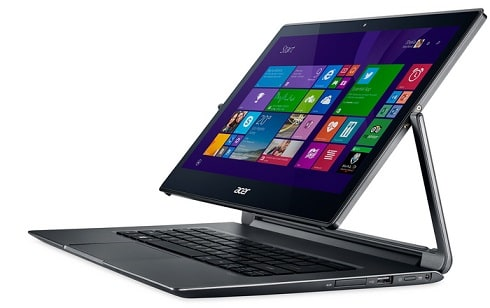 acer aspire r13 : laptop under 1000 dollars