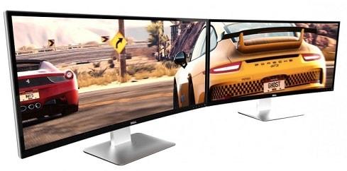 dell ultrasharp u3415d monitor