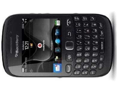 Curve 9220 - Best Blackberry phones under 10000 Rs for 2015