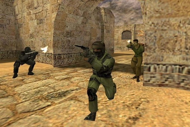 Counter Strike - Best LAN games for Windows computer 2014