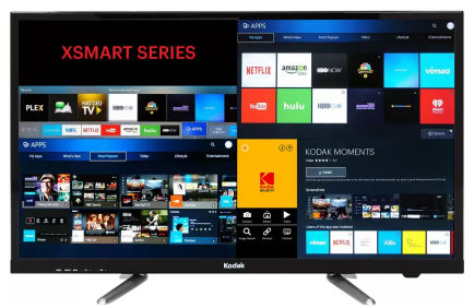 Kodak 32HDX - best Smart TV under 20000