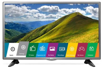 LG 32LJ525D - BEST 32 inch LED TV under 20000