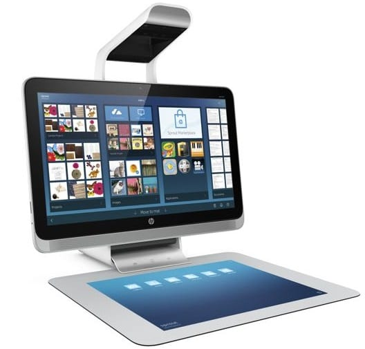 hp sprout pc