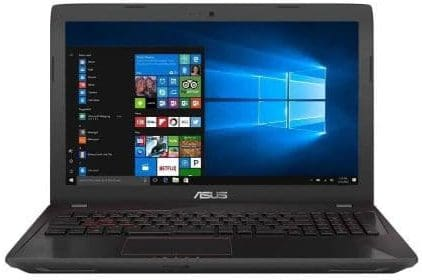 Asus FX553VD - best laptop under 70000 INR