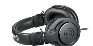 Audio Technica M20x best headphones under 5000 for 2015