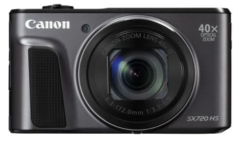 Canon Powershot SX720 - Best Digital Cameras under 20000 Rs in India