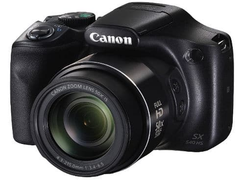 Canon SX-540 - Best Digital Cameras under 20000 Rs in India