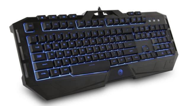 Circle Adroit C7 - best gaming keyboards under 3000