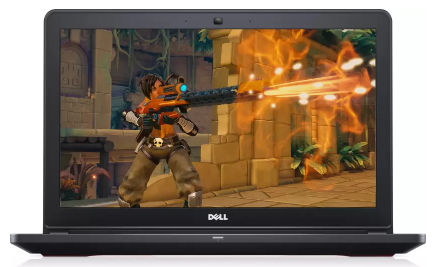 Dell 5577 gaming laptop