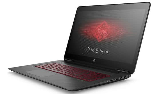 HP Omen - gaming laptop under 80000 in India