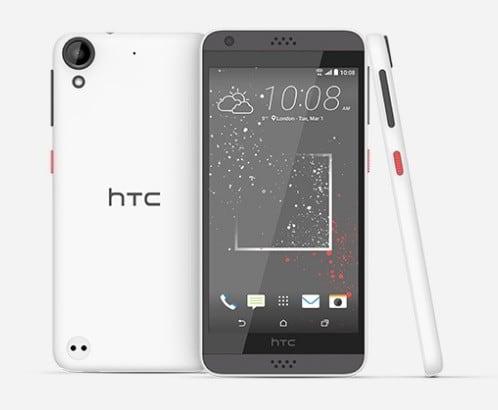 HTC Desire 630 dual SIM 4G-LTE phone