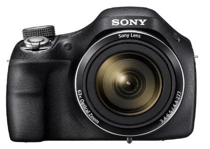 Sony H400 - Best Digital Cameras under 20000 Rs in India
