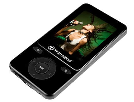 Transcend MP710 - best MP3 player under 5000