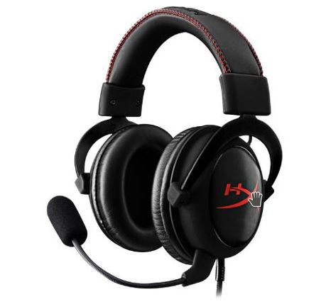 kingstone hyperx cloud core gaming headphone under 5000 and 4000 Rupees
