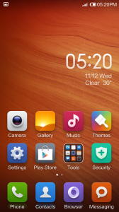 download miui launcher APK