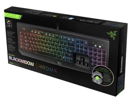 razer blackwidow : gaming keyboard under 15000 Rs