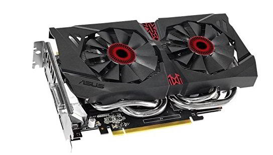 ASUS NVIDIA GeForce 960 graphics card under 20000 Rs