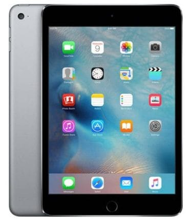 apple ipad mini 4 - best tablets under 30000 Rs India Price