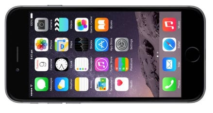 Apple iPhone 6 - best phone under 30000 Rs