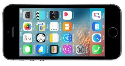 Apple iPhone SE - best phone under 25000 in india