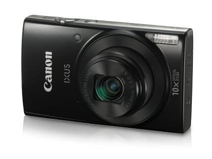 Canon IXUS 190 - best camera under 10000 in India