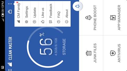 Du booster vs clean master apps | comparison & review