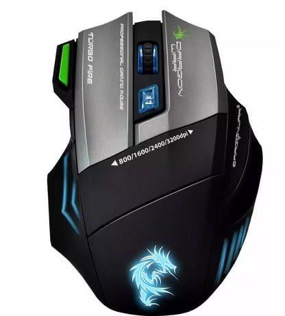 Dragonwar Thor ELE G9 - best gaming mouse under 2000 Rs